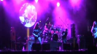 Cochise - Lick the Blood off my Hands - Live @ Seven Festival 2011