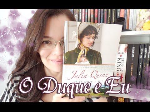 Livro - O Duque e Eu (Julia Quinn)