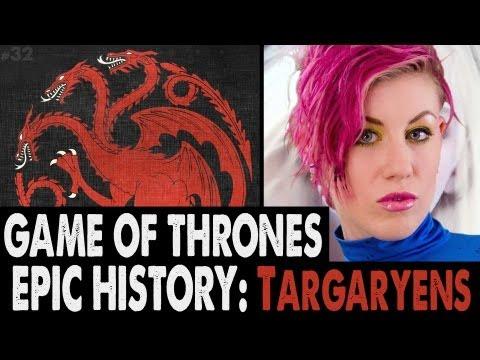 Epická historie - rod Targaryenů