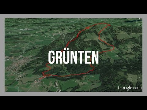 Wanderung auf den Grünten   Allgäu Wandern   Die schönsten Wanderungen in Bayern   GPS-Track