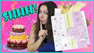 WHAT IS KAYLA GETTING FOR HER BIRTHDAY? | We Are The Davises