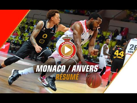 [MINI-MOVIE] Monaco - Anvers | EUROCUP