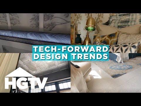 High-Tech Home Design Trends - HGTV