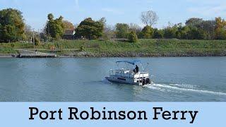 PORT ROBINSON: A BROKEN BRIDGE AND BING CROSBY! EPISODE 2