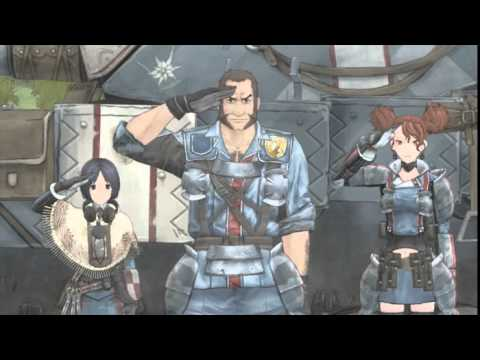 "Valkyria Chronicles - ""Steam"" Launch Trailer thumbnail"