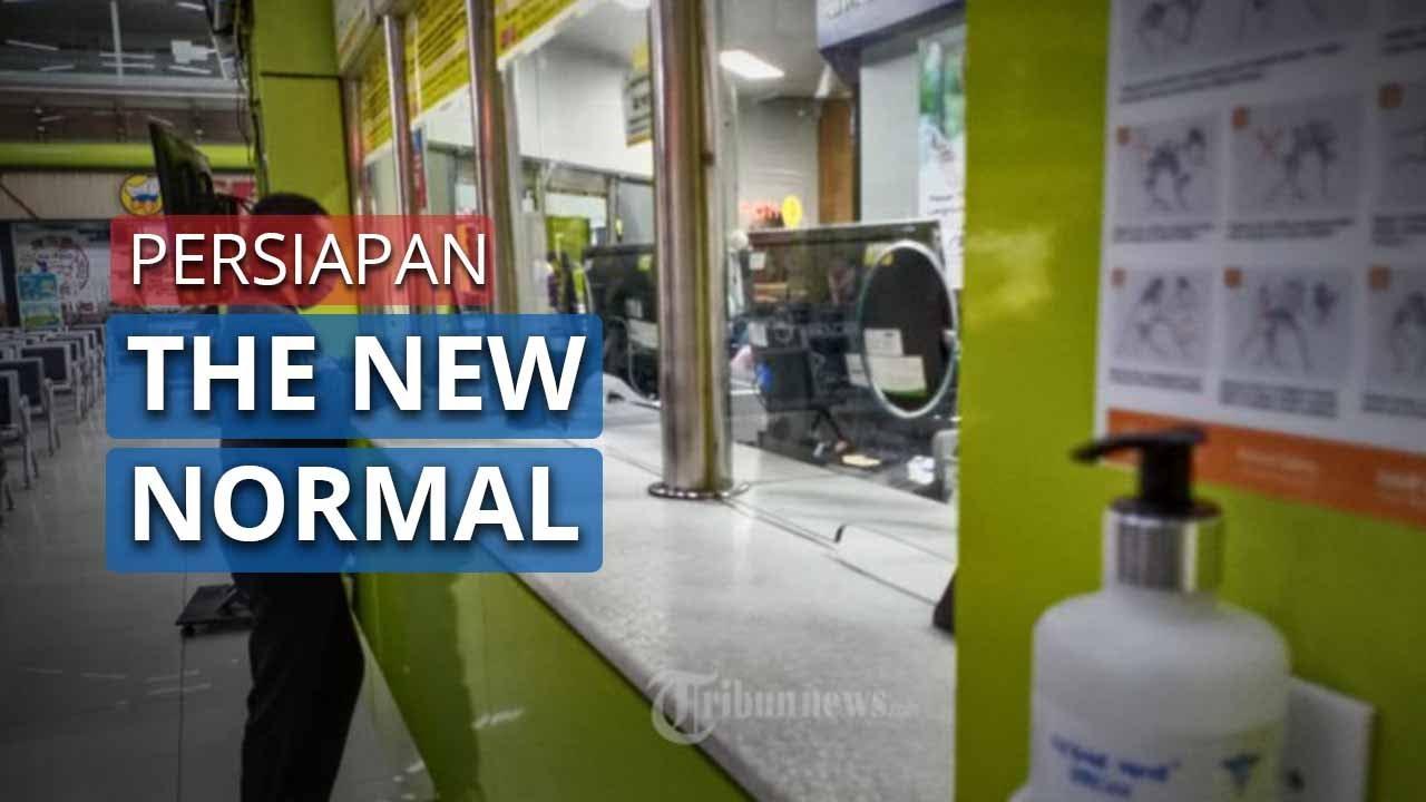 Pt Kai Bersiap Untuk Menyambut Skenario The New Normal Sesuai