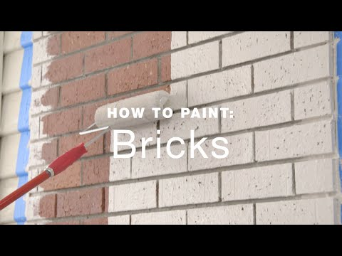 British paints prep 4in1 water based british paints - How to paint brick house exterior ...