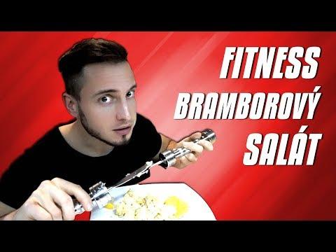 FITNESS BRAMBOROVÝ SALÁT!