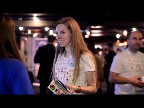 Фото Съемка ролика конференция по криптовалюте.
