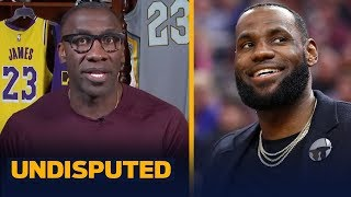 Shannon Sharpe demands that LeBron James make a documentary on his career | NBA | UNDISPUTED