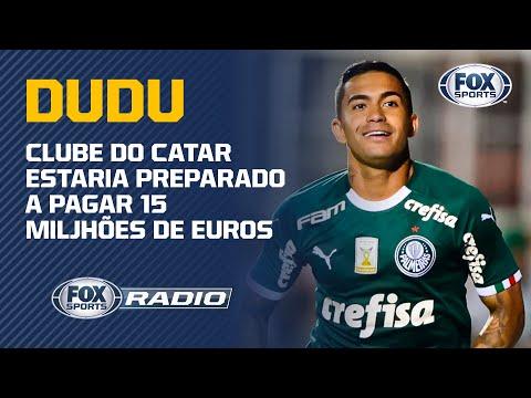 DUDU MUITO PERTO DE SAIR DO PALMEIRAS | FOX Sports Rádio