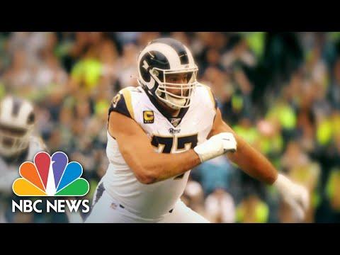 NFL Prepares For A Fall Season Amid The Coronavirus Pandemic | NBC Nightly News