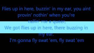 Fly Swat by Chris Crocker LYRICS :)