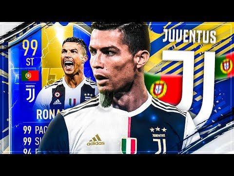 FIFA 19: TOTS RONALDO Squad Builder Battle