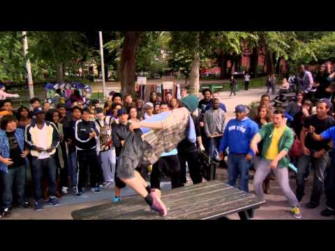 STEP UP 3D Moose en el parque latino