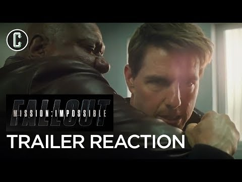 Mission Impossible 6: Fallout Trailer Reaction and Review