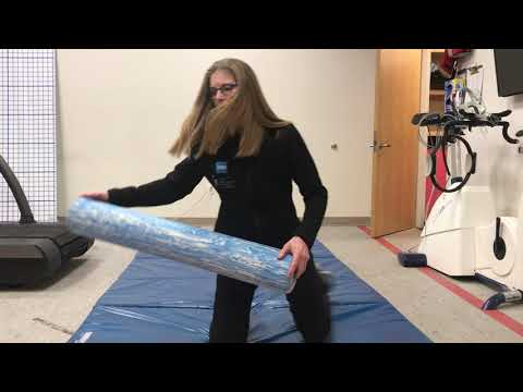 Image - How to Use a Foam Roller