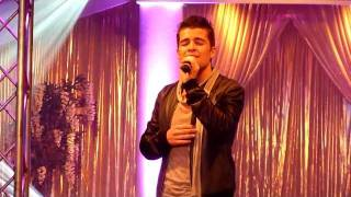 Miss Newcastle 2011 Finals - Smile, Joe McElderry