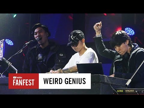 Download Weird Genius @ YouTube FanFest Indonesia 2017 HD Mp4 3GP Video and MP3