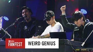 Gambar cover Weird Genius @ YouTube FanFest Indonesia 2017