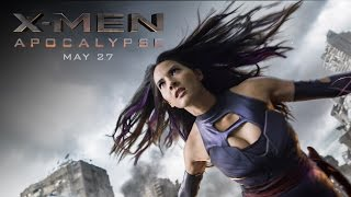 Trailer of X-Men: Apocalypse (2016)