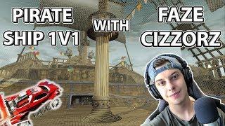 Pirate Ship 1v1 with Faze Cizzorz!