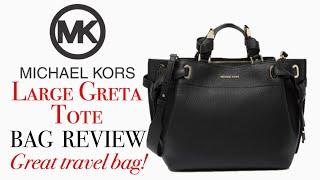 Michael Kors LARGE GRETA TOTE | Bag Review