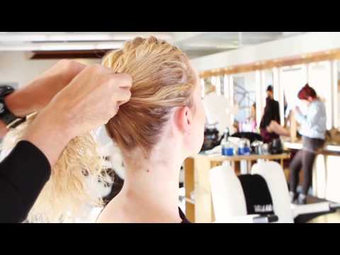 How to Style a Textured Up-do | Bumble and bumble.