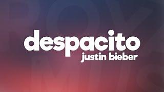 Justin Bieber - Despacito (Lyrics / Lyric Video) ft. Luis Fonsi & Daddy Yankee