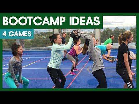 4 Boot Camp Games - Boot Camp Workout Training Ideas For ...