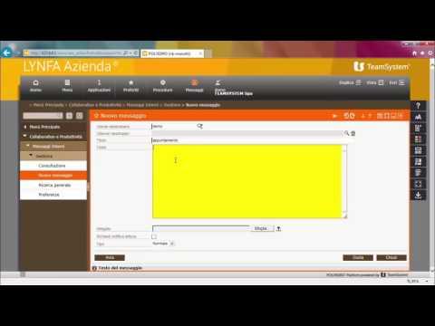 Videopillole LYNFA Azienda 12 1 Strumento di collaborazione all'interno dellazienda