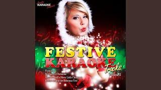 Jingle Bells (In the Style of Barry Manilow) (Karaoke Version)