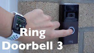 Ring Doorbell 3 Test - Eine Klingel mit Folgekosten! - Techcheck