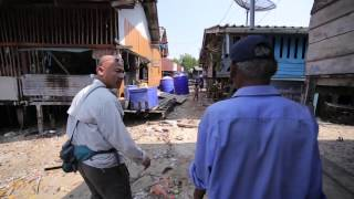 คนเบิกทาง : เบิกทางสู่สังคมชาวมอแกนกลางเกาะทะเลอันดามัน 2 ก.พ.58 (1/4)