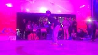 Nucleya - Street Boy | Poppin Ticko | Judge Showcase - ILL SKILLZ 2015