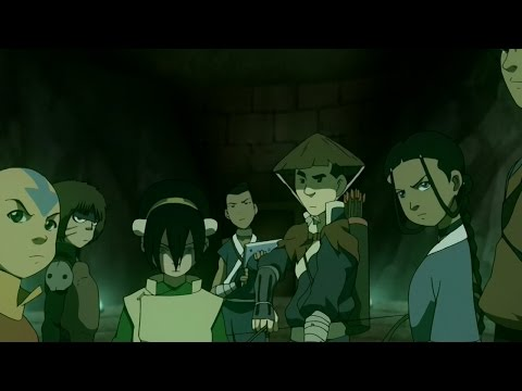 Avatar: The Last Airbender - Book 2: At the Crossroads of Destiny
