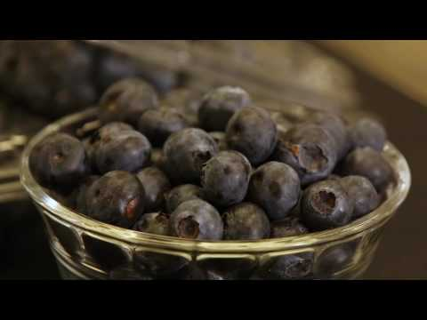 Youtube Screenshot for Tips for buying Blueberries Video