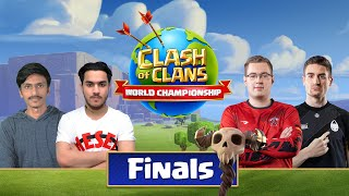 World Championship #4 Qualifier FINALS - Clash of Clans
