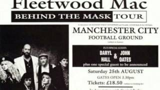 RARE | Fleetwood Mac - Go Your Own Way (with Hall & Oates 1990 Live in Manchester)