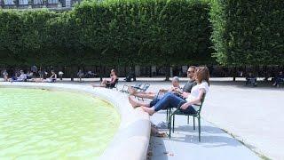 Parisians 'happy' after France's semi-final win