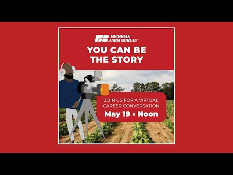 Be Agriculture: Be the Story
