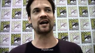 Comic Con 2011 - Interview Part#3