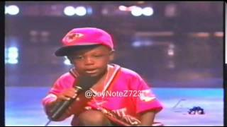 Bobby J Thompson 5 years old Bow Wow Whats My Name Apollo Kids