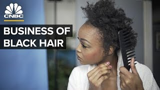 The Business Of Black Hair | CNBC