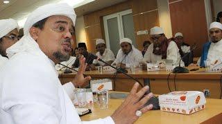 Dialog Lengkap Habib Rizieq Dengan Wakil Ketua DPRD DKI Jakarta