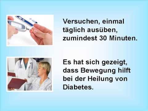 Auswirkungen von Diabetes Fuß