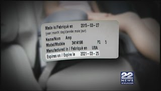 I-Team: Check the expiration dates on car seats