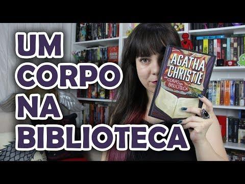 Um Corpo na Biblioteca - Agatha Christie [RESENHA]