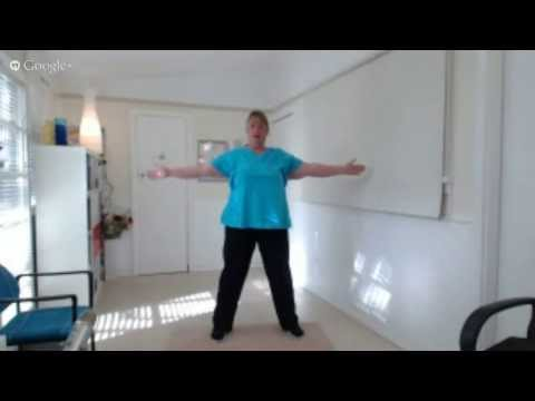 Qigong daily practice to wake up and get ready for your day.