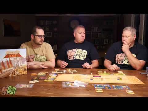 Review: Chariots of Rome - The Players' Aid